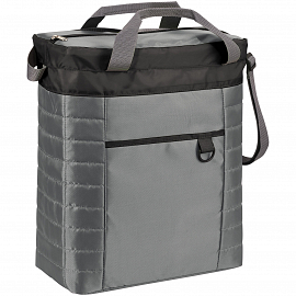 Imma quilted cooler bag