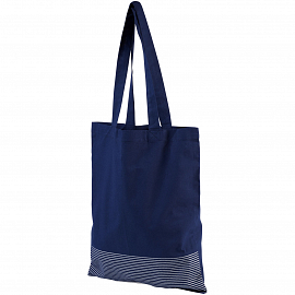 Aylin 140 g/m� silver lines cotton tote bag