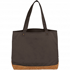 Napa 406 g/m� cotton and cork tote bag