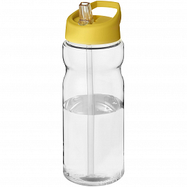 H2O Base� 650 ml spout lid sport bottle