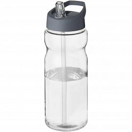 H2O Base� 650 ml spout lid sport bottle