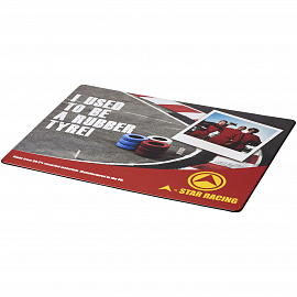Brite-Mat� mouse mat with tyre material