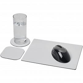 Brite-Mat� mouse mat and coaster set combo 1
