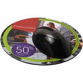 Q-Mat� round mouse mat