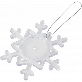 Elssa snowflake ornament