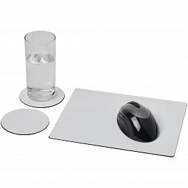 Brite-Mat� mouse mat and coaster set combo 2