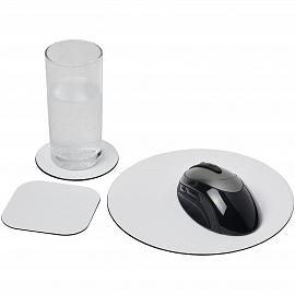 Brite-Mat� mouse mat and coaster set combo 4