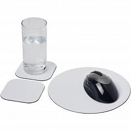 Brite-Mat� mouse mat and coaster set combo 6