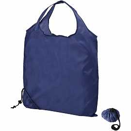 Scrunchy shopping tote bag