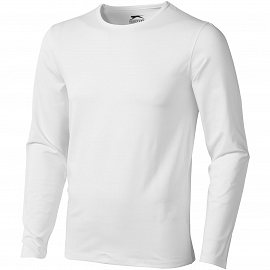 Curve long sleeve men's t-shirt