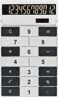 Own design calculator