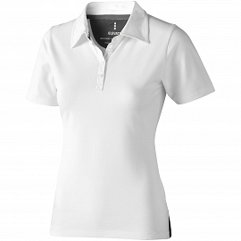 Markham short sleeve women's stretch polo