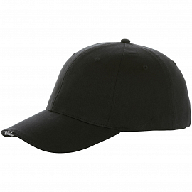 Elena 6 panel cap with LED light