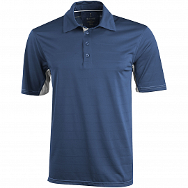 Prescott short sleeve men's cool fit polo