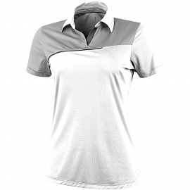 Prater short sleeve ladies polo