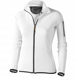 Mani power fleece full zip ladies jacket