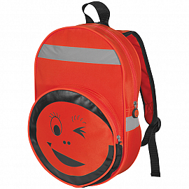 Smiley backpack