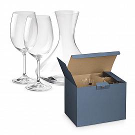 BORDEAUX. Wine set