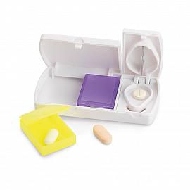 NERO. Pill box