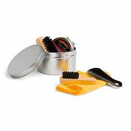 COBB. Cleaning shoes set