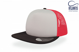 SNAP 90S WHITE-RED-BLACK