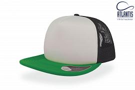 SNAP 90S WHITE-BLACK-GREEN