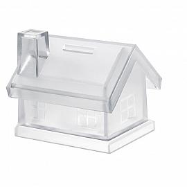 Pusculita casa din plastic