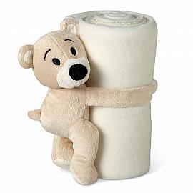 Patura polar cu ursulet