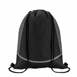 Drawstring bag mat. netesut