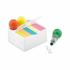 Marker cerat in 3 culori.