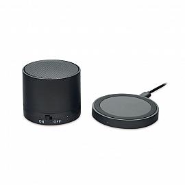 Boxa cu incarcare wireless
