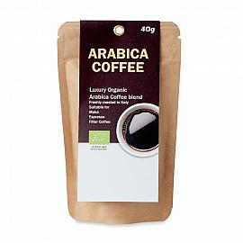 Cafea organica Arabica de 40 g