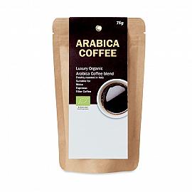 Cafea organica Arabica de 75 g