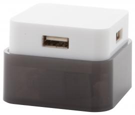 hub USB, Dix