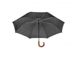 umbrela pliabila cu maner din lemn, Stansed