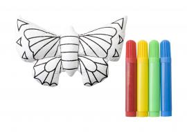 jucarie pentru pictat 3d. fluture, Dranimal