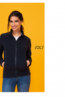 Jacheta fleece NORMAN WOMEN