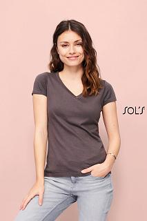 T-shirt dama MOON