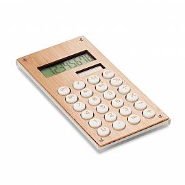 Calculator bambus cu 8 cifre